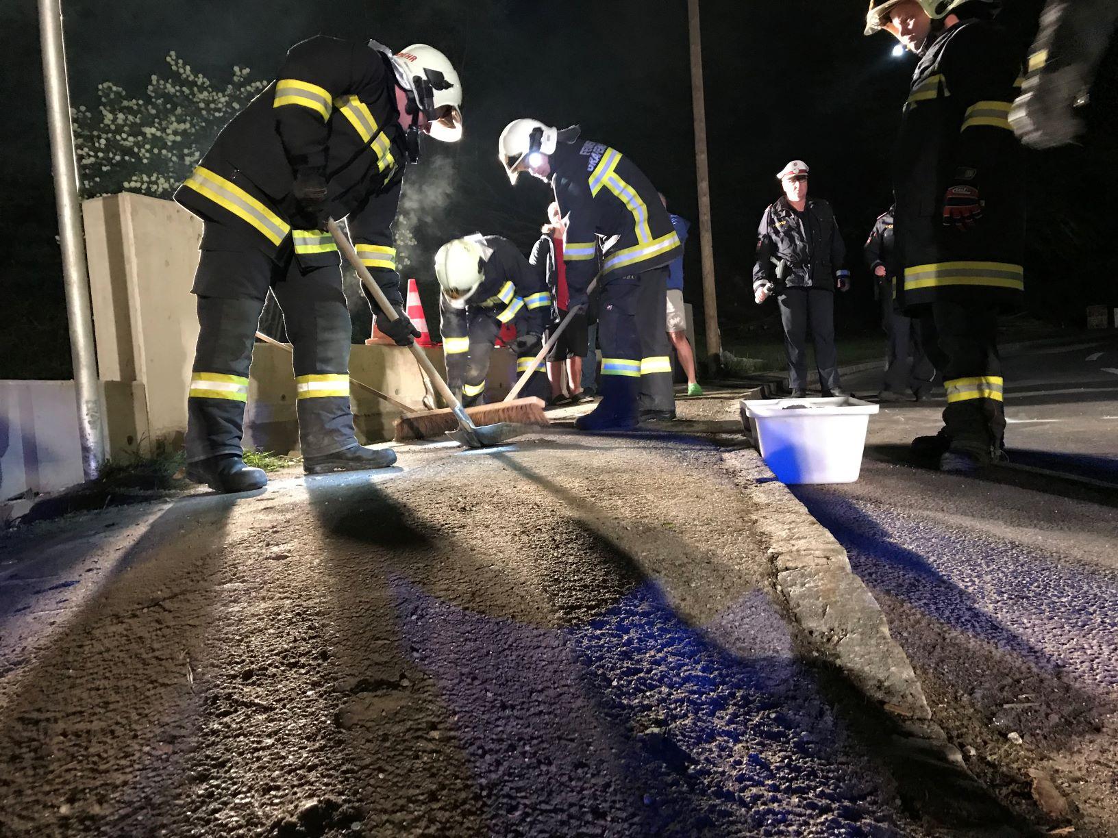 T1 Verkehrsunfall 09.05.2019