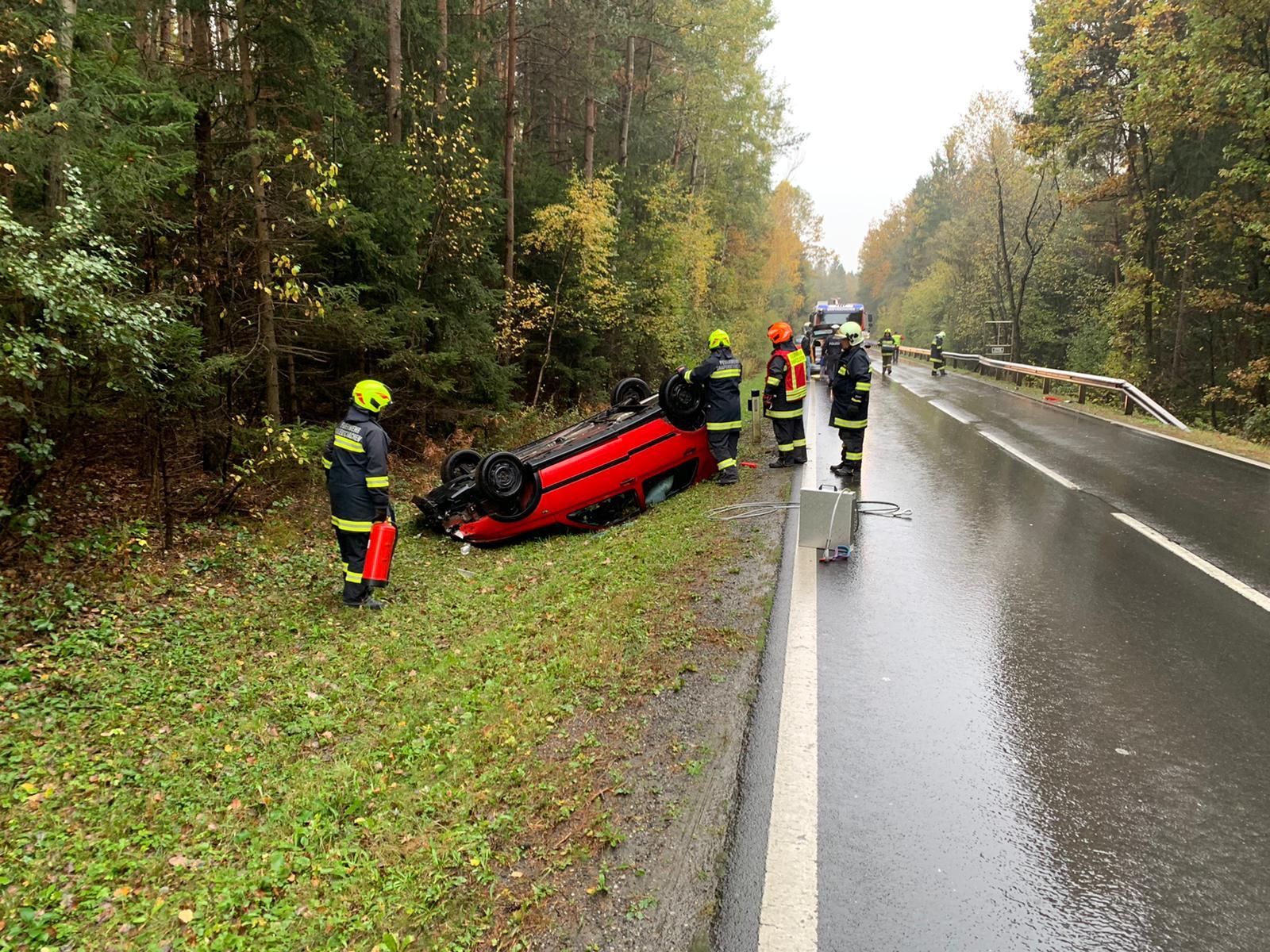 T1 Verkehrsunfall 29.10.2019