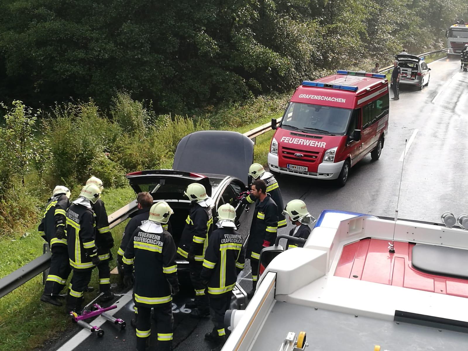 T1 Verkehrsunfall 24.08.2018