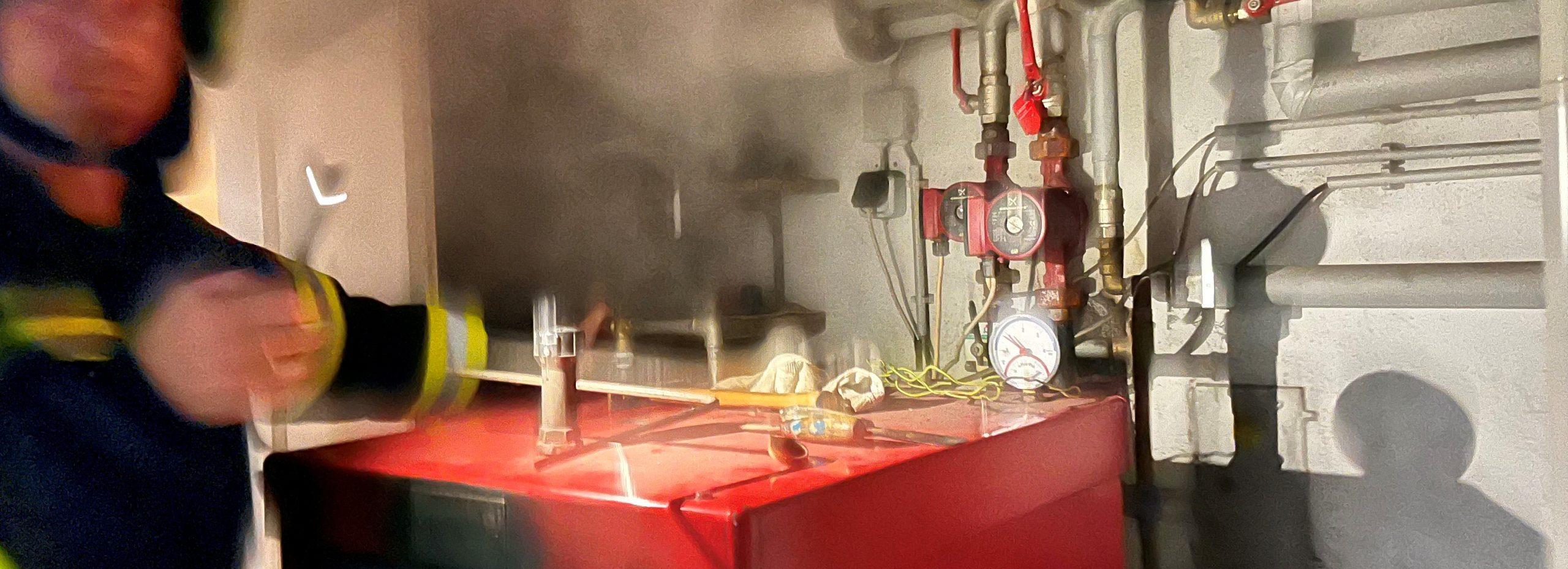 B1 Brandverdacht 24.10.2021