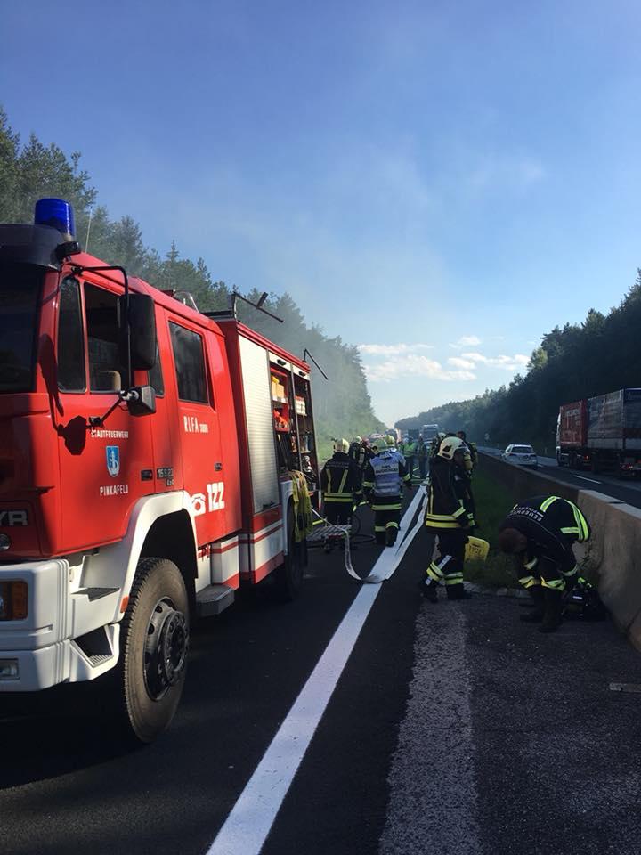 Technischer Einsatz vom 19.07.2018  |  (C) Feuerwehr Grafenschachen (2018)