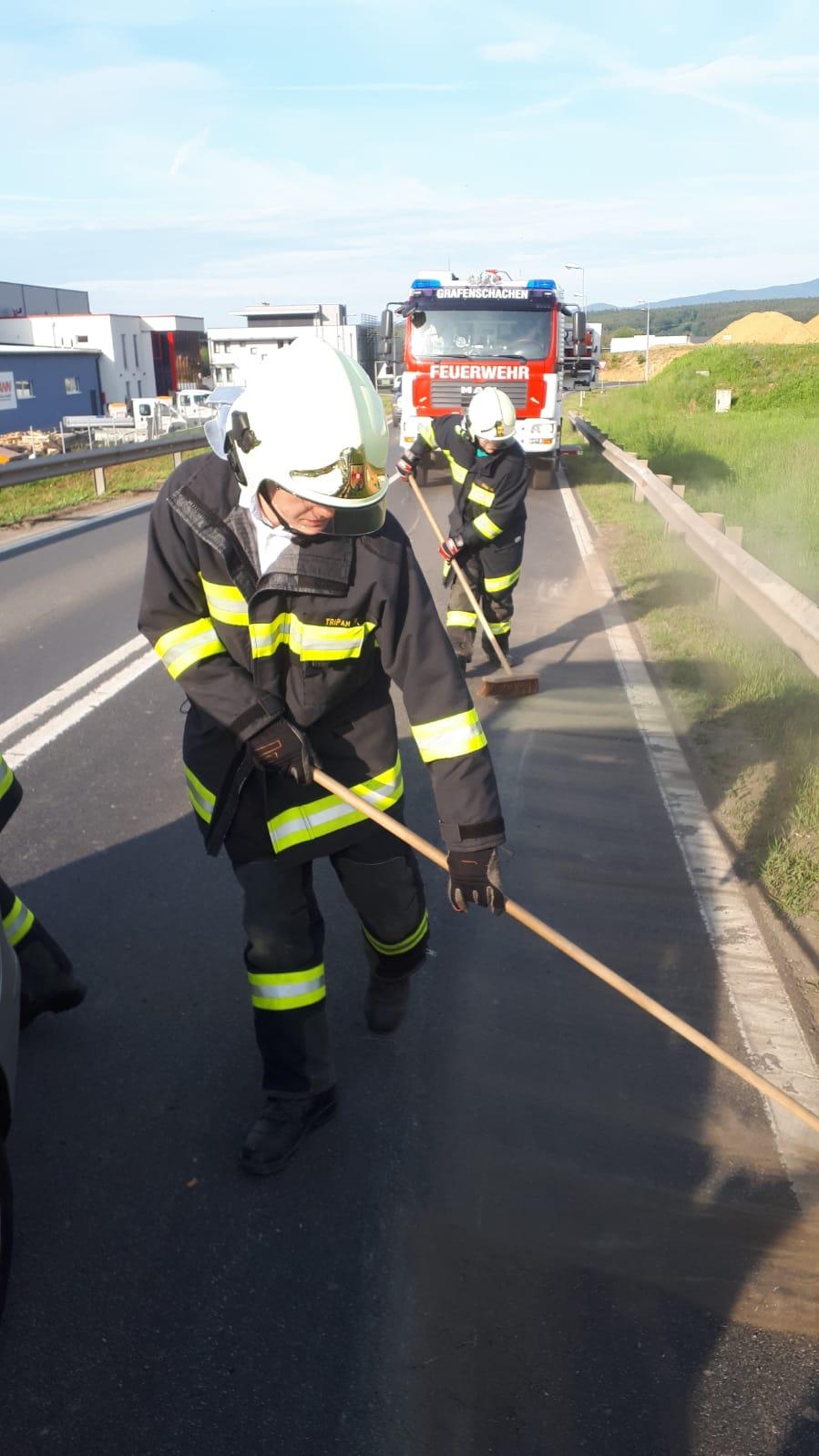 Technischer Einsatz vom 26.05.2019  |  (C) Feuerwehr Grafenschachen (2019)