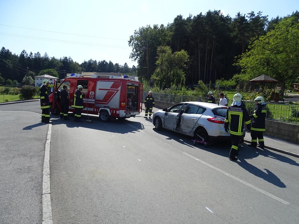 Technischer Einsatz vom 25.08.2017  |  (C) Feuerwehr Grafenschachen (2017)